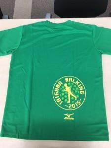 いびがわマラソンTシャツ 写真②