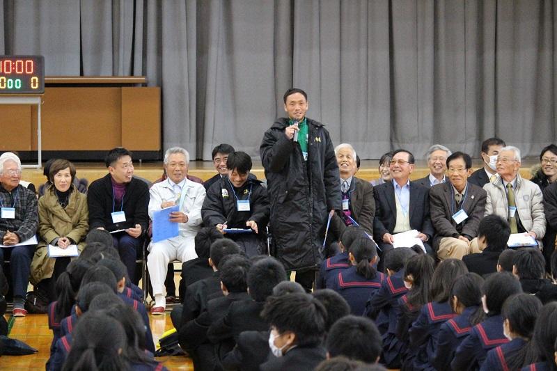岐阜西中学校 (3)