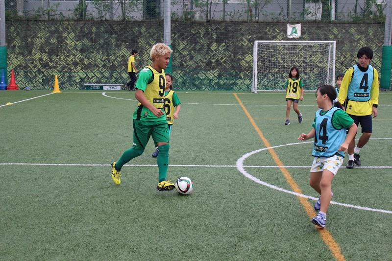サッカー教室05