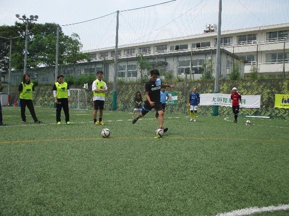 大人のサッカースクール2
