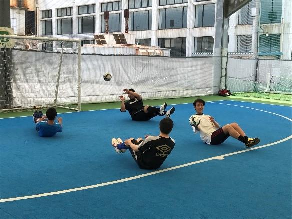 大人のサッカースクール3